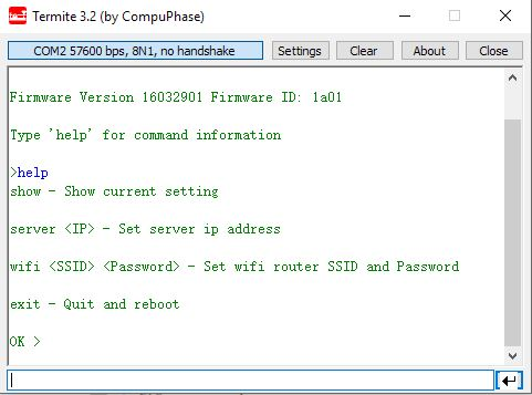 Wifi Remote I2c - PINE64